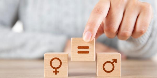 Imatge sobre igualtat de gènere