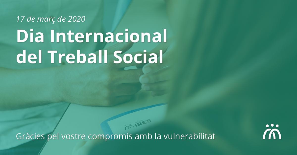 Dia internacional del Treball Social